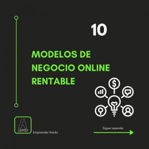 negocios online rentable